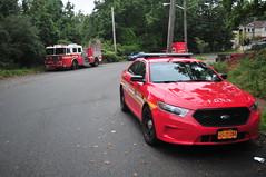 FDNY Bureau of Training Engine · Car 33