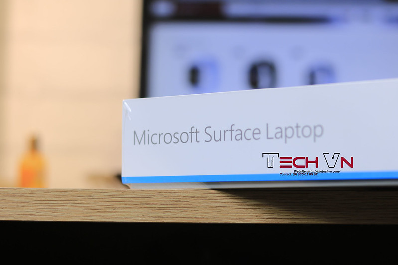 TECHVN - MICROSOFT SURFACE LAPTOP I5 02