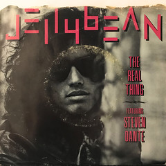 JELLYBEAN:THE REAL THING(JACKET A)