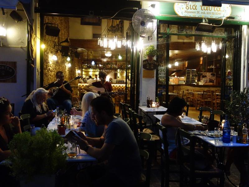 Athens restaurants