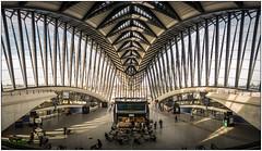 Lyon Airport Railway Station