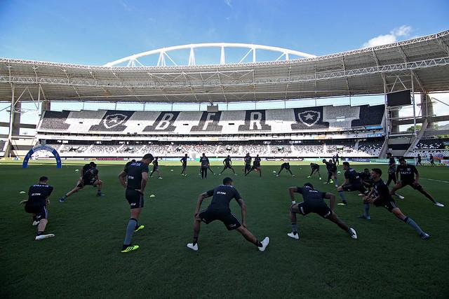 Botafogo 0 x 1 Bahia