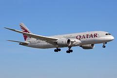 Qatar Airways Boeing 787-8 Dreamliner A7-BCD BHX 25/09/18