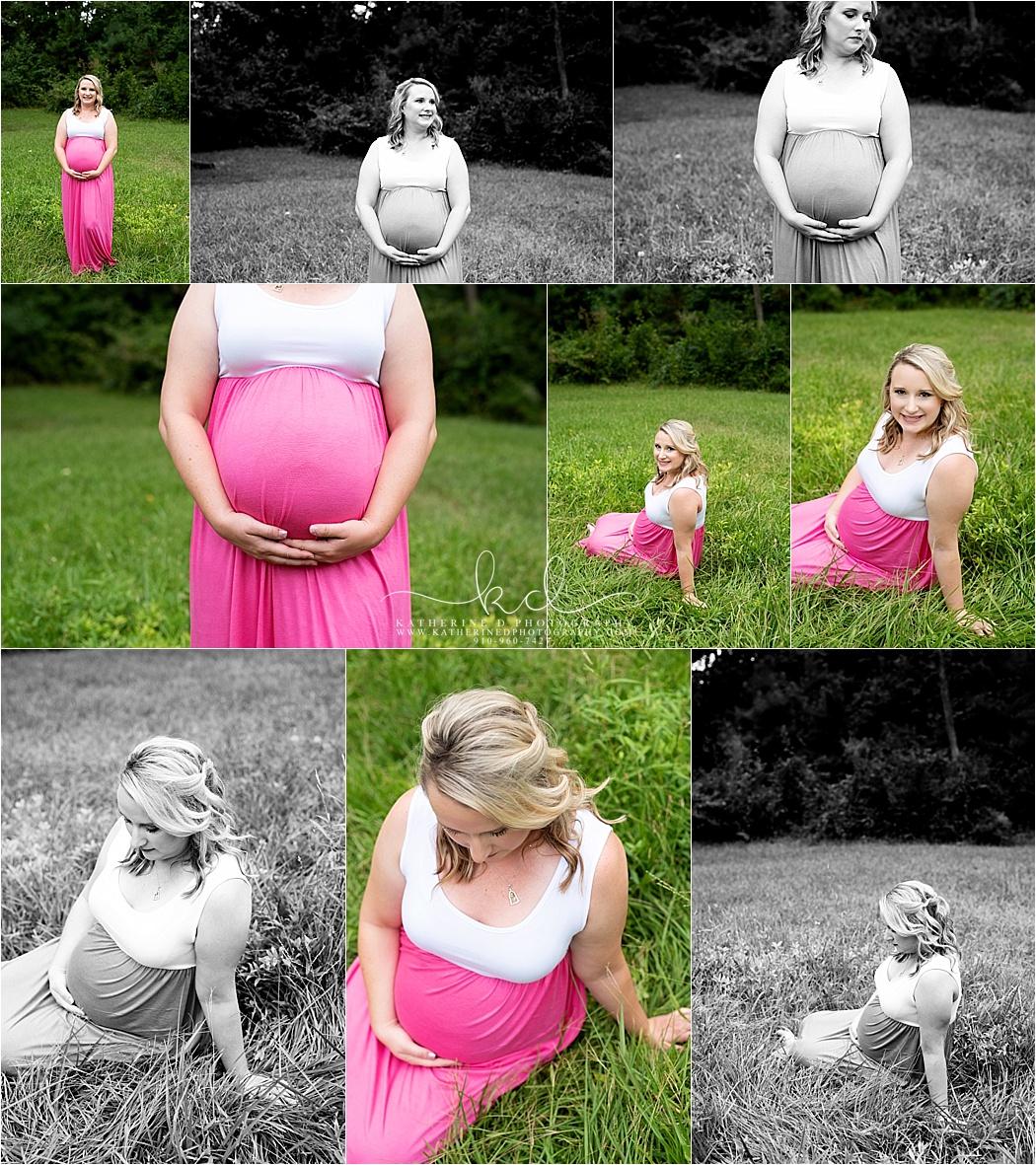 Fayetteville NC Maternity Photography