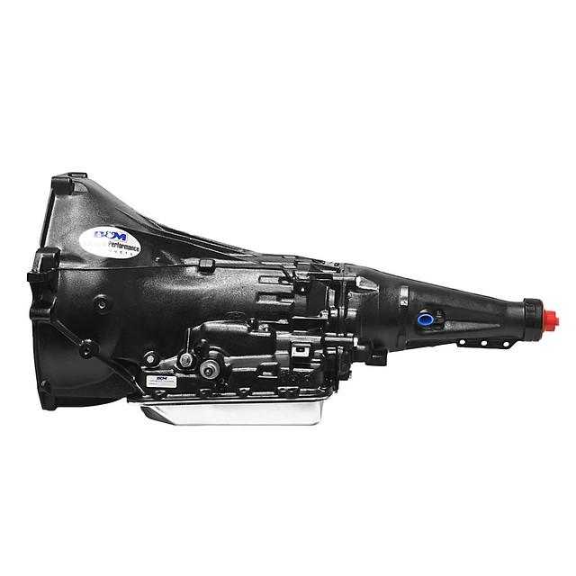 2017 Ford Flex Transmission: B&M Off-Road PreRunner/Trail Ford C6 Manual/Forward Valve