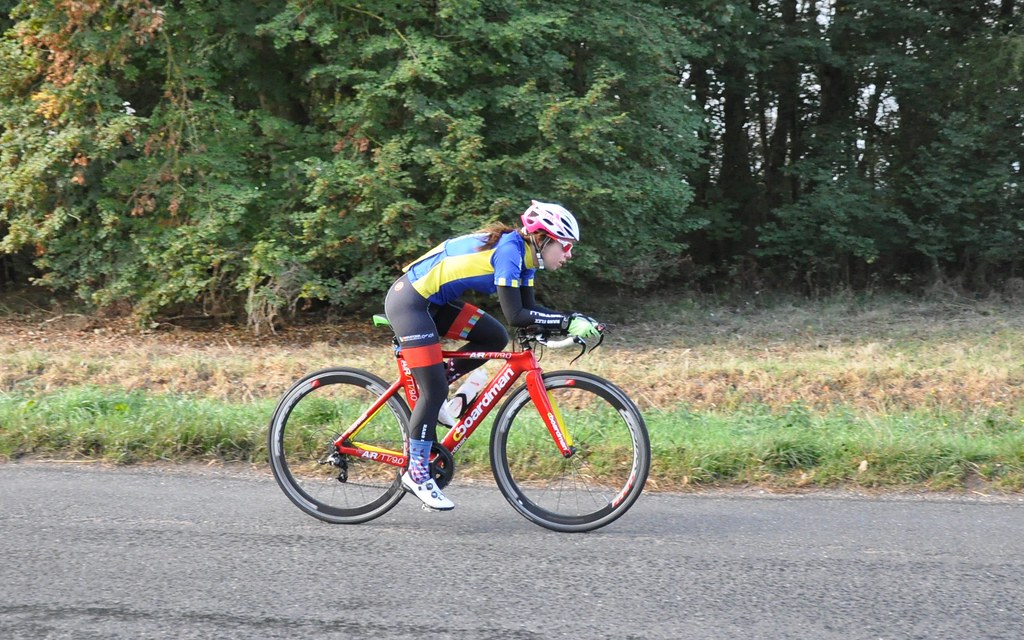 Berkhamsted Cycling Club Time Trial 2018