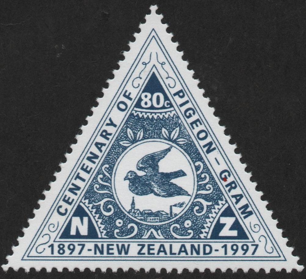 New Zealand - Scott #1436 (1997)