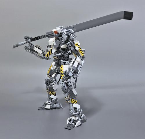LEGO Robot Mk16-13