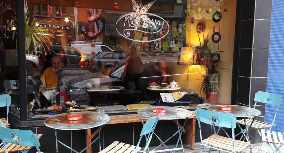 Koffie drinken en ontbijten in Antwerpen, Me and My Monkey | Mooistestedentrips.nl