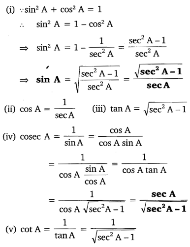 NCERT Solutions for Class 10 Maths Chapter 8 Introduction to Trigonometry 35