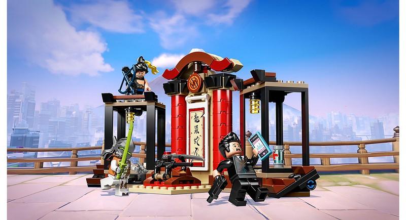 Hanzo vs. Genji (75971)