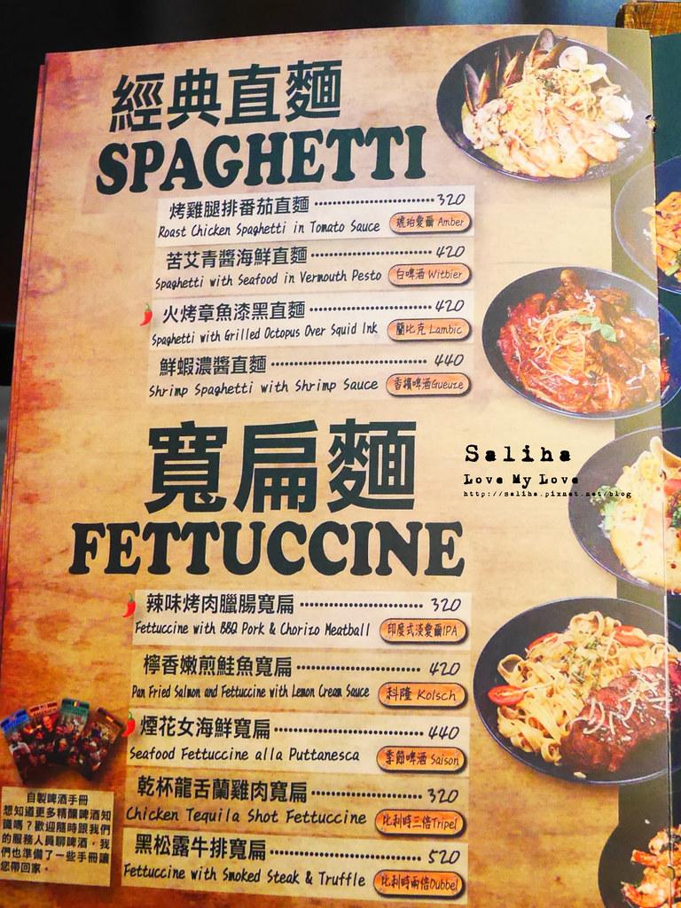 板橋府中站ABV閣樓餐酒館頂樓景觀餐廳菜單menu訂位價格心得評價 (4)