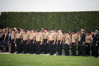 Pentagon 2018 POW/MIA recognition ceremony
