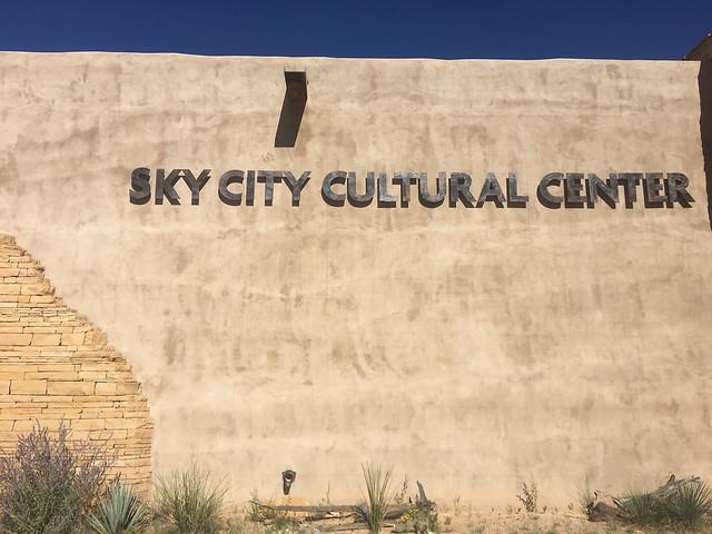 Sky City Cultural Center 08.2018