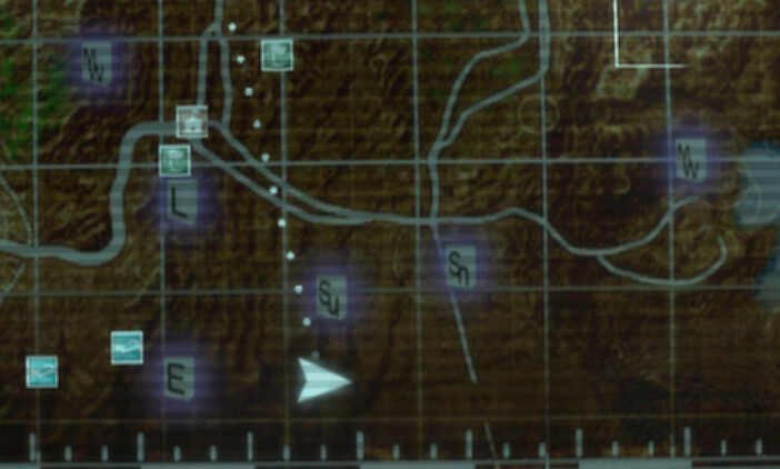 old marine cache 6 map | Fallout New Vegas | Derell Licht | Flickr