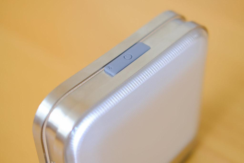 BioLite ベースランタン 電源ボタン