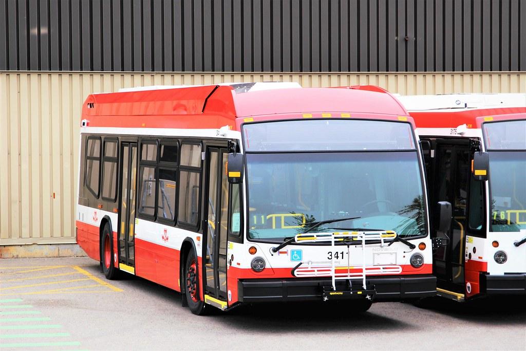 TTC Nova Bus LFS HEV 3411