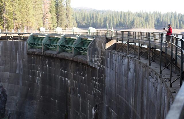 Lyons Dam Catwalk