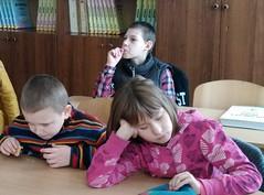 Недільна читанка з Олесею. 07.10.18. ім. О. Грибоєдова