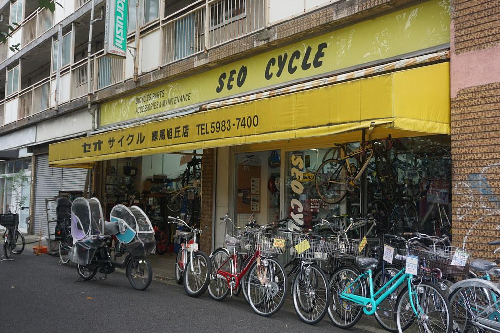 セオサイクル(江古田)