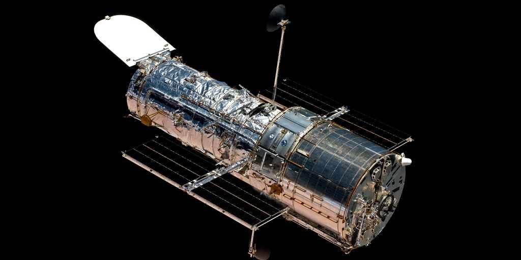 Hubble : la NASA passe au mode sans échec à cause d'un gyroscope