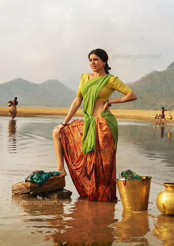 Rangasthalam Samantha HD Images