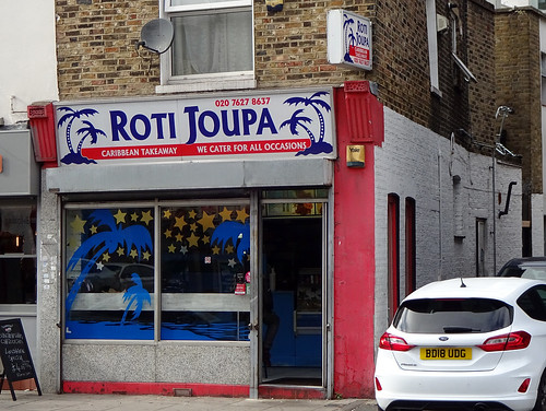 Roti Joupa, Clapham, London SW4