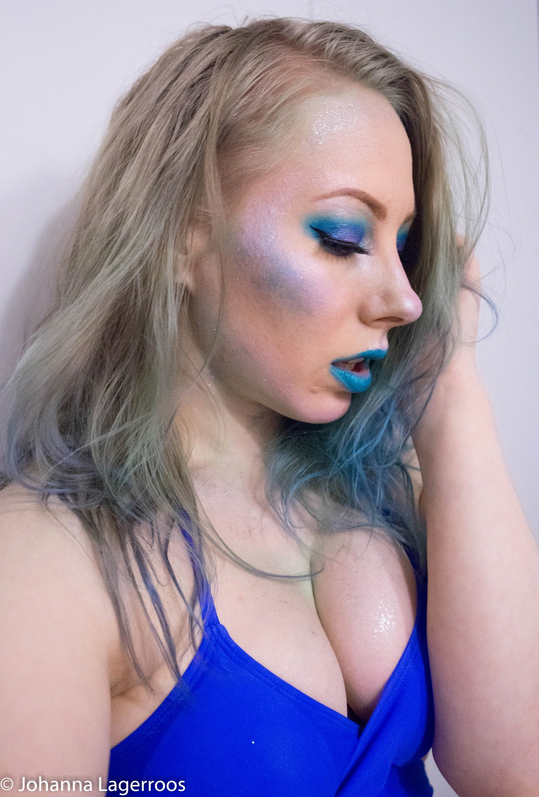 sea siren makeup