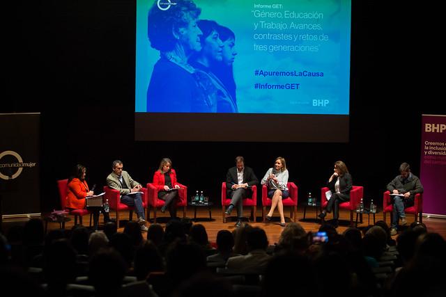 Lanzamiento #InformeGET 2018 #ApuremosLaCausa
