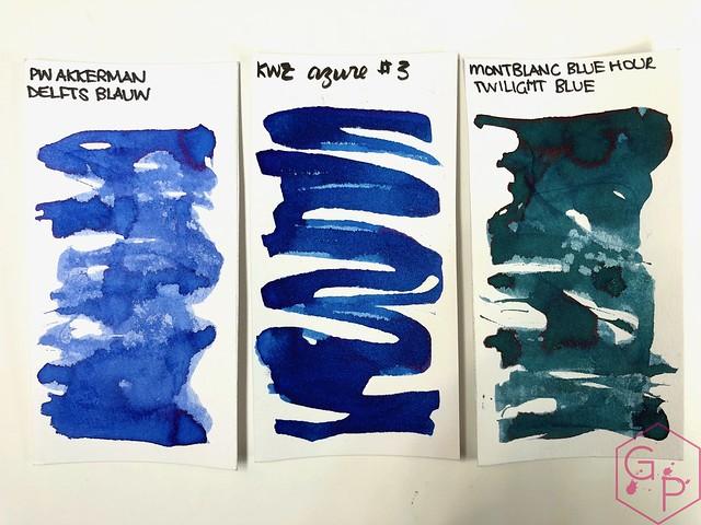 P.W. Akkerman Den Haag Delfts Blauw Ink 2
