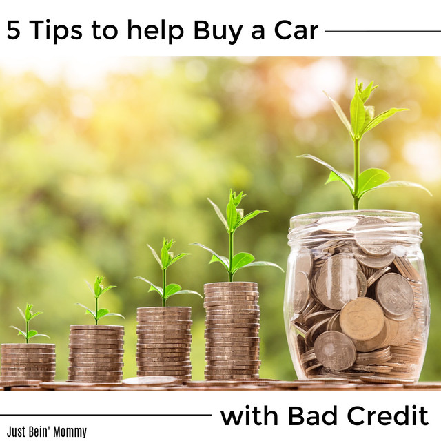 buy a car with bad credit