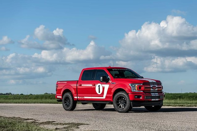 Hennessey Performance Ford F-150 Heritage Edition mit 758 PS