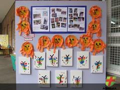 Exposição do 3º Projeto Literário da Educação Infantil e dos 1º ano EF I