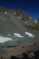Upper Royal Basin tarns