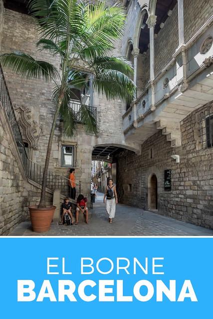 Leuke wijk in Barcelona: El Borne, Barcelona | Mooistestedentrips.nl