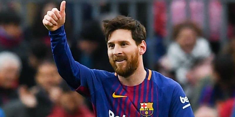 Messi melampaui Dani Alves untuk rekor baru La Liga