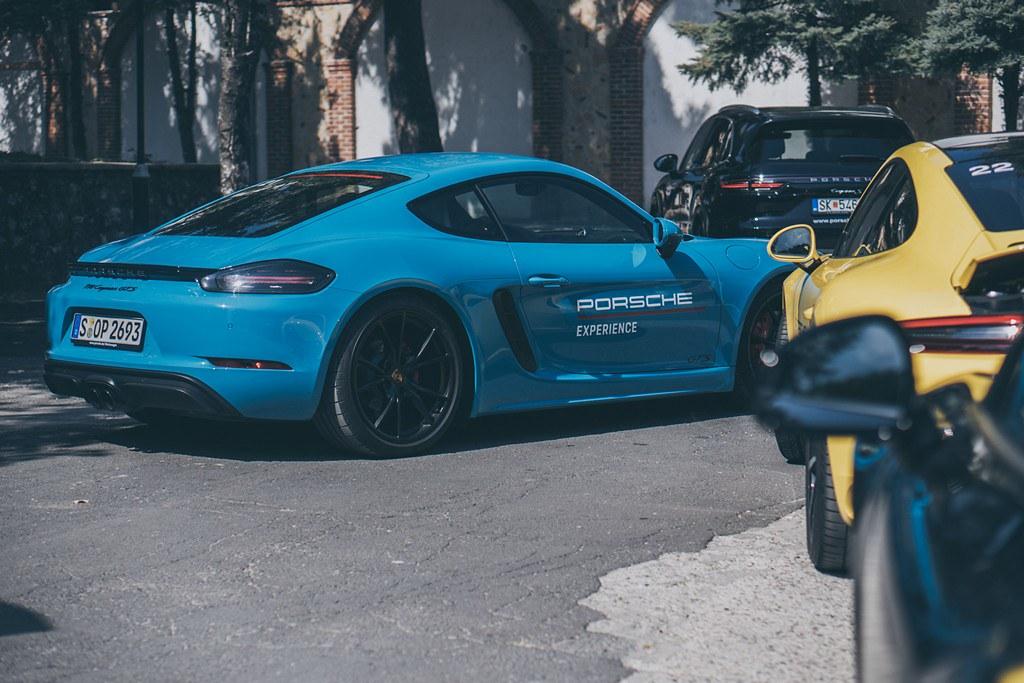 Porsche Experience, Makedonija 2