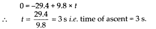 NCERT Solutions for Class 11 Physics Chapter 3 Motion in a Stright line 10