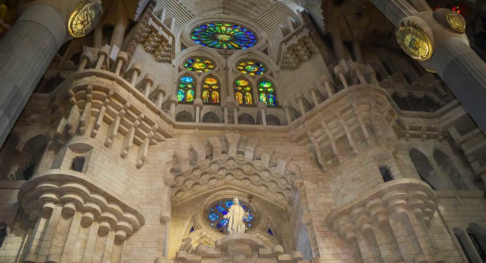 Bezienswaardigheden L'Eixample, Barcelona: La Sagrada Familia | Mooistestedentrips.nl