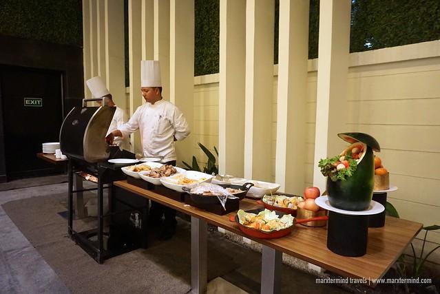 Fairfield by Marriott Kathmandu - Kava BBQ Grill Station