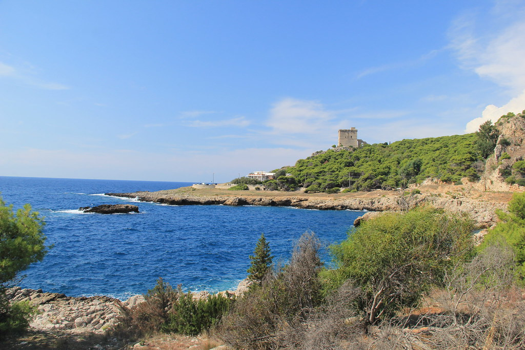 Salento coastline, Puglia
