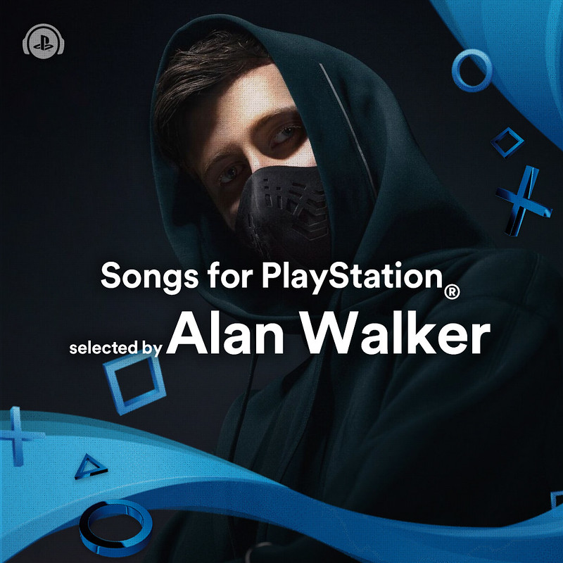 Alan Walker: Songs for Playstation