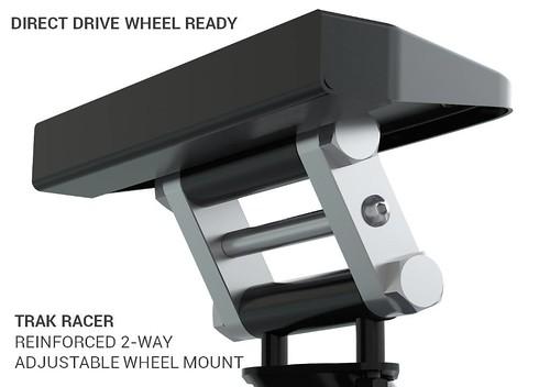 Trak Racer RS8 Mach 6 Wheel Mount