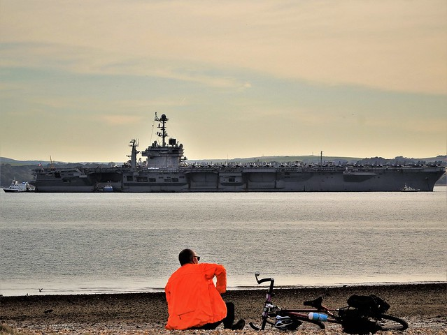 USS Harry S Truman, Fujifilm FinePix S1