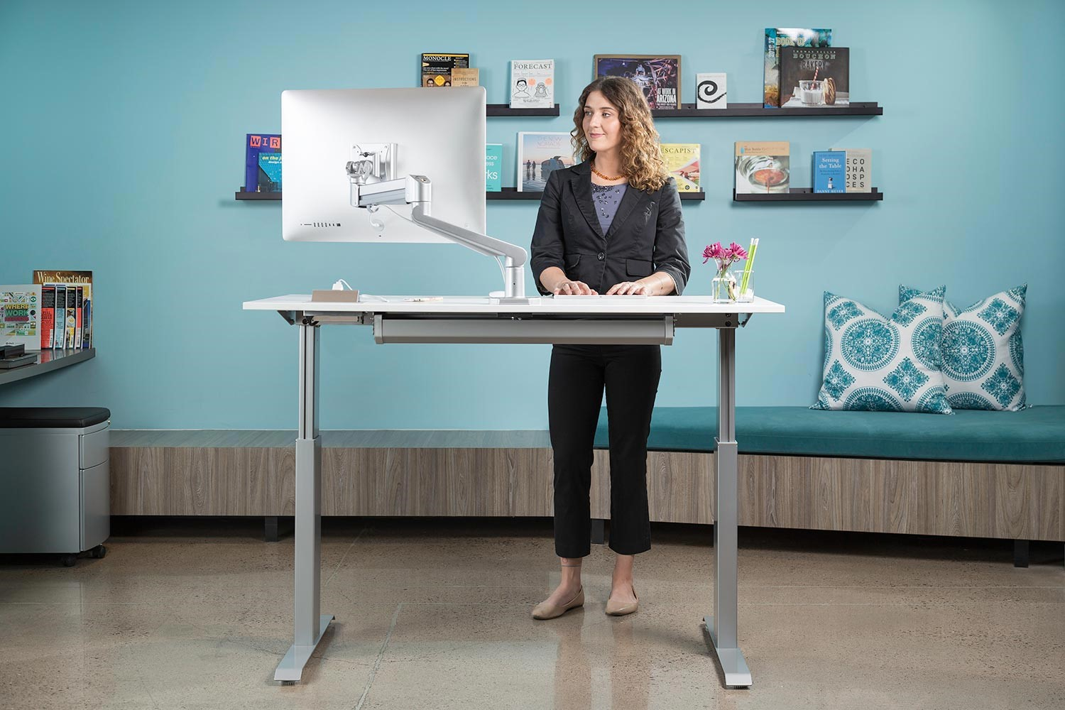 10 Best Reasons you should Incorporate Standing Desks into your Workplace. - Image 3