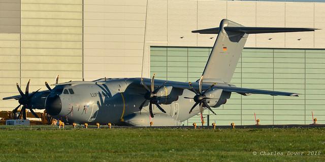 A400M  54+21  LTG-62 German AF