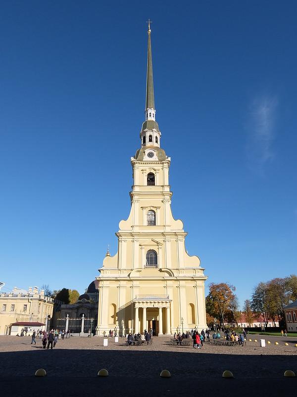Санкт-Петербург - Петропавловская крепость - Собор