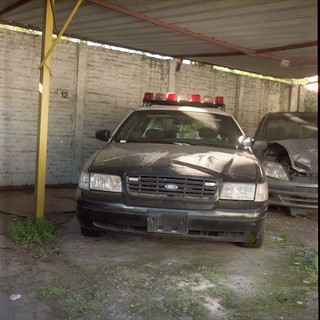 Ford Crown Victoria 11-09-2001