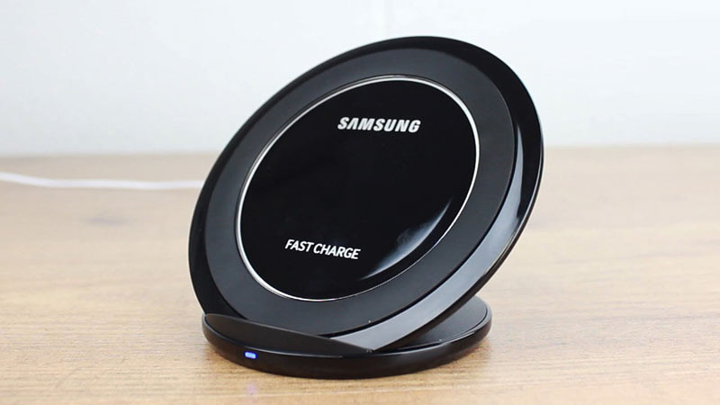 Wireless charging Samsung