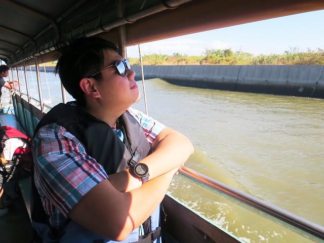 七股龍山號觀光漁筏15